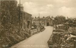 THE VILLAGE FROM BACK BARROW ROAD