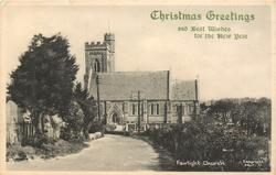 FAIRLIGHT CHURCH