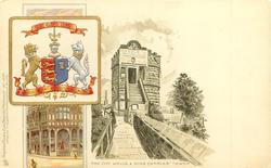 CITY WALLS AND KING CHARLES TOWER