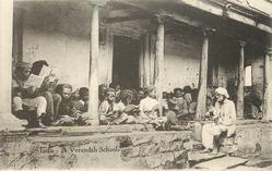 A VERANDAH SCHOOL