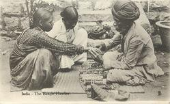 THE BANGLE HAWKER