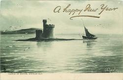 CASTLE OF REFUGE, DOUGLAS BAY