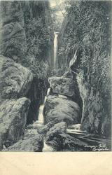 DUNGEON GILL, LANGDALE