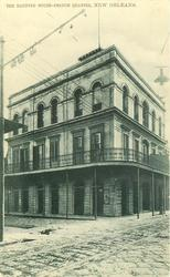 THE HAUNTED HOUSE - FRENCH QUARTER