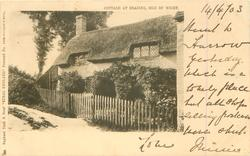 COTTAGE AT BRADING, ISLE OF WIGHT
