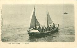 THE MARGATE LIFEBOAT