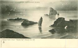 THE DRONGS, HILLLSWICK, SHETLAND ISLES