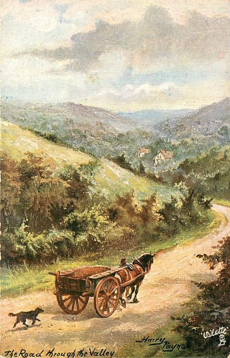 THE ROAD THROUGH THE VALLEY