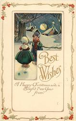 BEST WISHES  inset Dutch boy meets girl