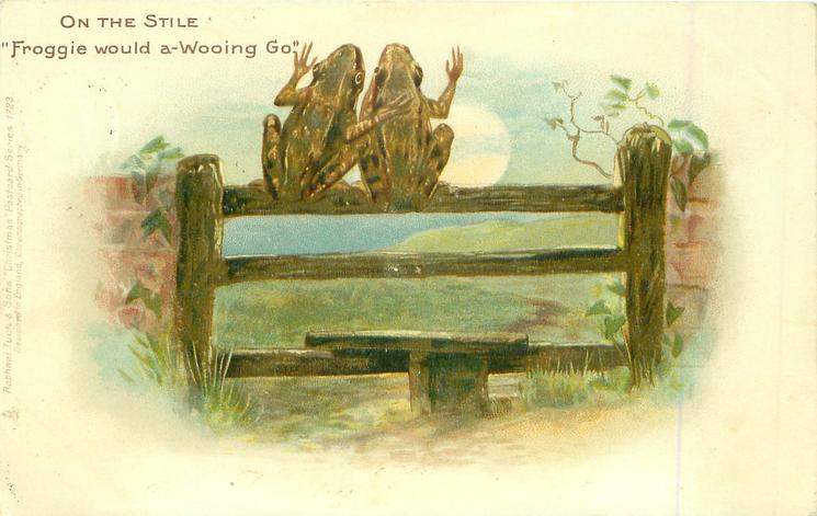 ON THE STILE