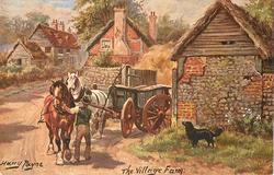 THE VILLAGE FARM
