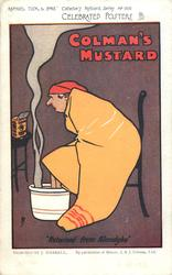 "COLMAN'S MUSTARD, ""RETURNED FROM KLONDYKE"""