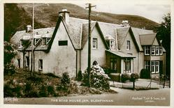 THE STAG HOUSE INN, GLENFINNAN