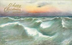A HAPPY CHRISTMAS  waves