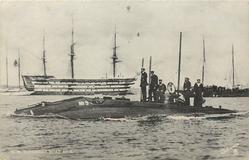 H.M. SUBMARINE BOAT NO. 3