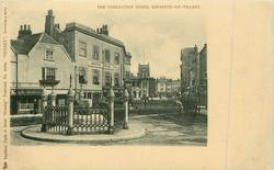 THE CORONATION STONE, KINGSTON-ON-THAMES