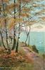 """BESIDE THE IDLE SUMMER SEA."" - W.E. HENLEY"
