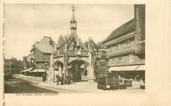 OLD MARKET CROSS, SALISBURY