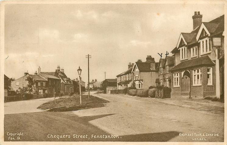 CHEQUERS STREET
