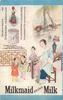 MILKMAID BRAND MILK  scenes in china