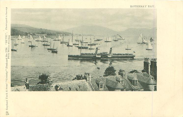 BUTE   ROTHESAY BAY