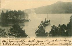 "S.S. ""ROB ROY""' ON LOCH KATRINE"