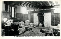 THE ABBOT'S KITCHEN, GEORGE AND PILGRIM'S INN  room in inn