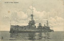 H.M.S. NEW ZEALAND