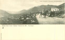 CO. KERRY, THE BLACK VALLEY