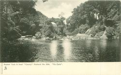 CO. CORK, CROMWELL'S BRIDGE GLENGARIFF