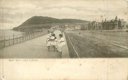 CO. WICKLOW   BRAY HEAD AND PARADE