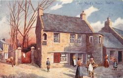 FAIR MAID'S HOUSE, PERTH