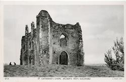 ST. CATHERINE'S CHAPEL (PILGRIM'S WAY)