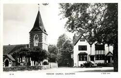 MERROW CHURCH