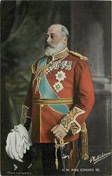 H.M.KING EDWARD VII