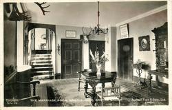 THE MARRIAGE ROOM,  GRETNA HALL