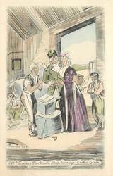 A 17TH. CENTURY BLACKSMITH'S SHOP WEDDING