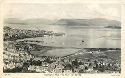 GOUROCK AND THE FIRTH OF CLYDE