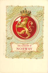THE KINGDOM OF NORWAY