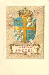 THE KINGDOM OF SWEDEN