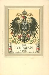 THE GERMAN EMPIRE