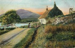 A COTTAGE AT LOCH LONG