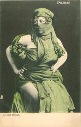 LA LOIE FULLER, SALOME