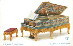 GRAND PIANO IN THE DRAWING ROOM