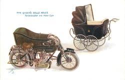 PERAMBULATOR AND MOTOR CYCLE
