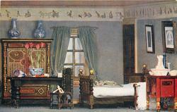 PRINCESS DAPHNE'S BEDROOM