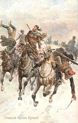 COSSACK ROUGH RIDERS