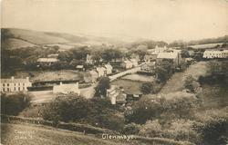 GLENMAYE from a near hill