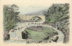 THE OLD AND NEW BRIDGES