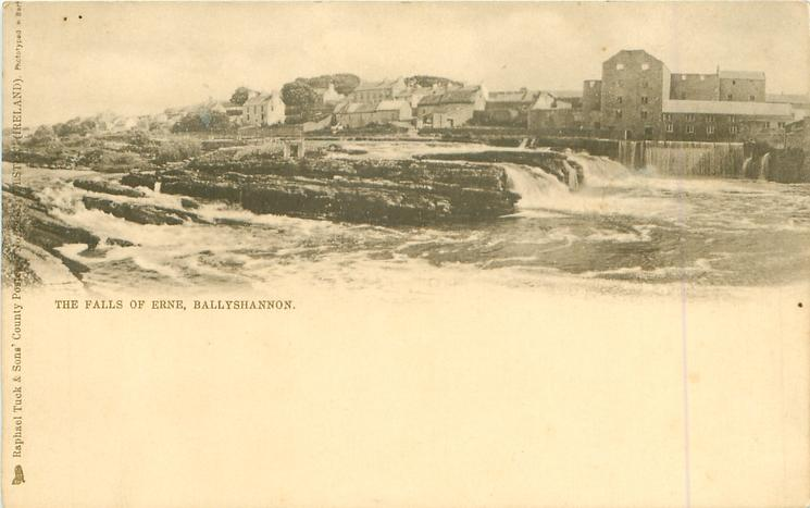 THE FALLS OF ERNE